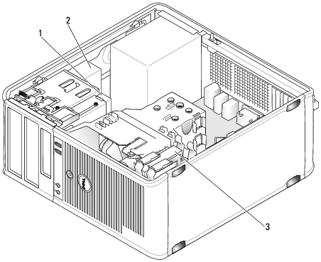Dell Optiplex 760 Service Manual